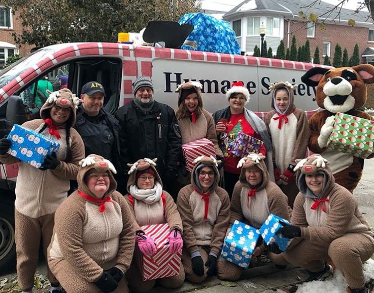 scp pic - Santa Claus Parade