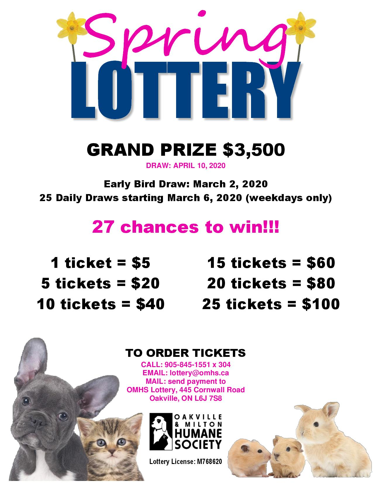 2020 Spring Lottery Poster RD website page 001 1 - Lottery