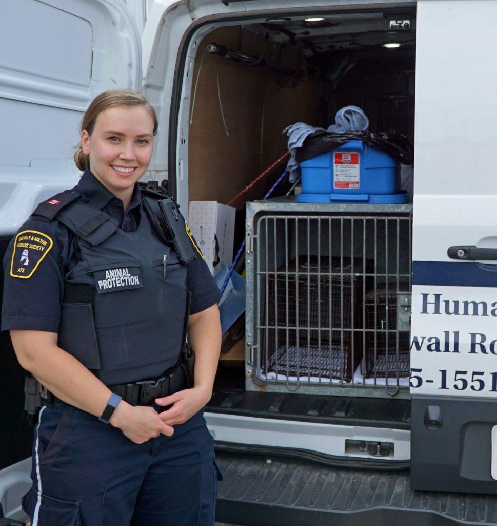 caitlin3edited 969x1024 - Caitlin Jones and APS: Protecting Animals 24/7