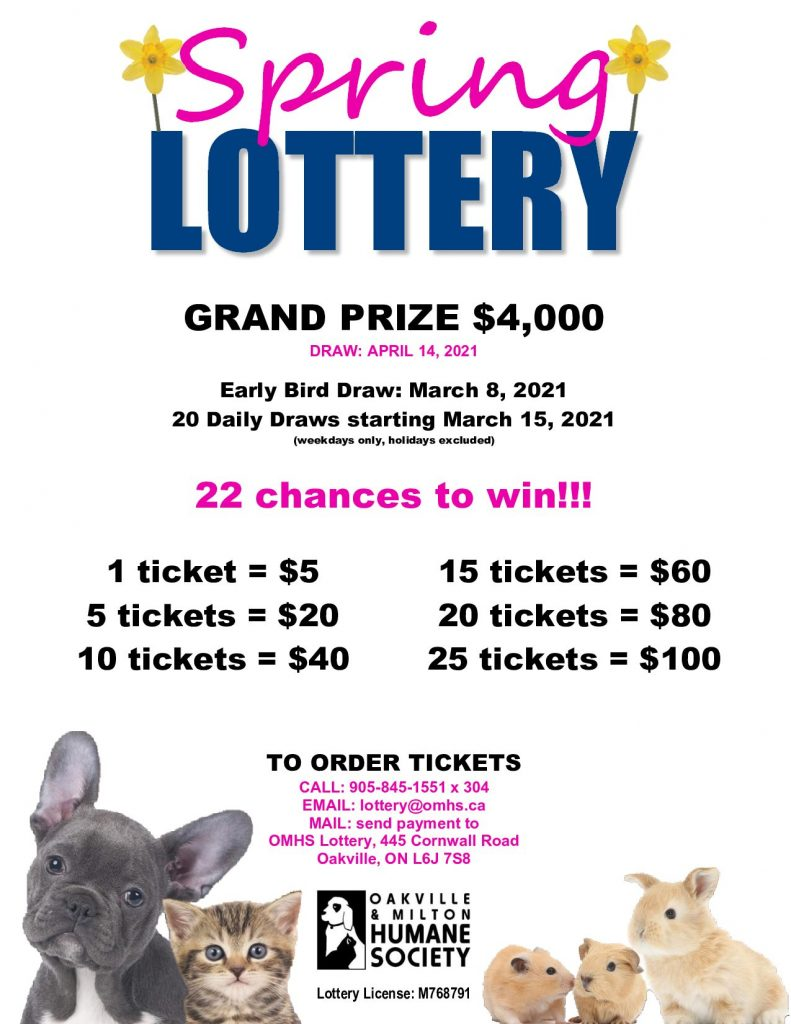 2021 Spring Lottery Poster RD 791x1024 - Lottery