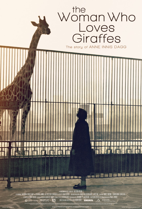 WWLG Screenshot - The Woman Who Loves Giraffes