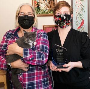 scott family 300x296 - 2020 OMHS Volunteer Award Winners